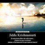 Secreto de Krishnamurti